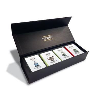 Newby Подарочный Набор Листового Чая Коллекция Зеленых Чаев (Мини)