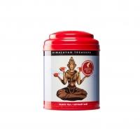 Julius Meinl Сокровище Гималаев крепкий черный чай с золотыми типсами в жестяной банке 80гр