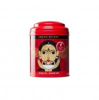Julius Meinl Индийская Мелодия легкий черный чай в жестяной банке 100гр