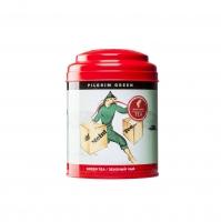 Julius Meinl Пилигрим зеленый чай Лун Цзин в жестяной банке 100 гр
