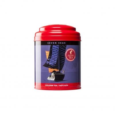 Julius Meinl Семь морей улун сильной ферментации в жестяной банке 50 гр