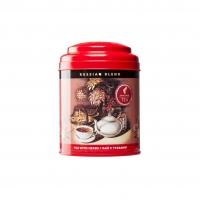 Julius Meinl Русский Бленд зеленый чай с русскими травами в жестяной банке 100гр