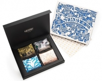 Newby подарочный набор чая в пирамидках Праздничный