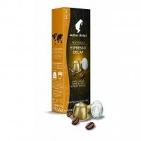 Кофе в капсулах Julius Meinl системы Nespresso Decaf Sonetto (Юлиус Майнл Сонетто без кофеина) 10 шт
