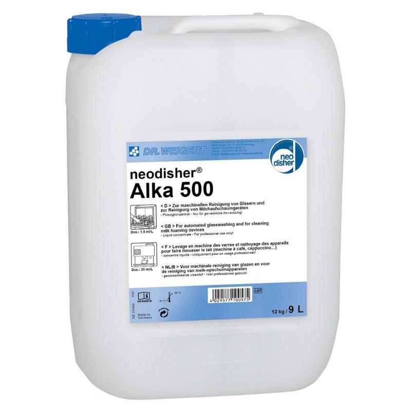 Моющее средство для капучинатора Neodisher Alka 500 1 литр