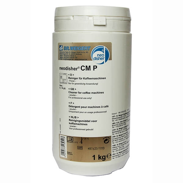 Порошок для прочистки классических кофемашин Neodisher CM P 1 кг