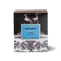 Чай Newby Ассам черный листовой 100гр