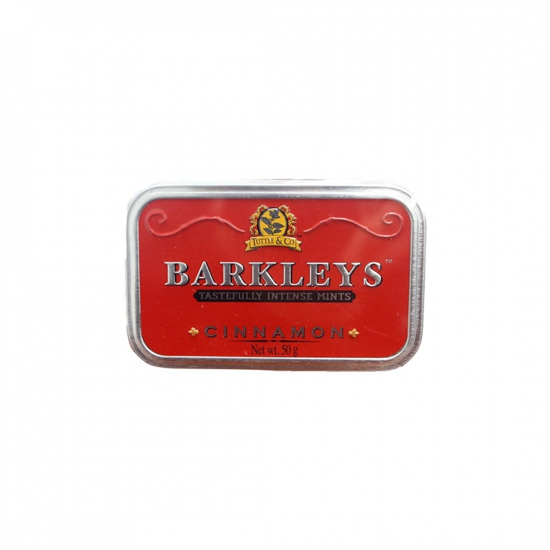 ЛеденцыBARKLEYS Mints Корица 50 грамм