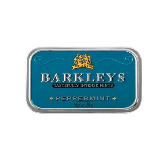 ЛеденцыBARKLEYS Mints Пеперминт 50 грамм