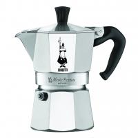 Гейзерная кофеварка Bialetti Moka Express на 3 чашки