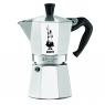 Гейзерная кофеварка Bialetti Moka Express на 6 чашек