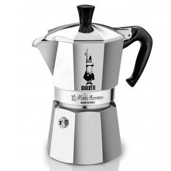 Гейзерная кофеварка Bialetti Moka Express на 4 чашки