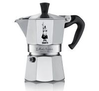 Гейзерная кофеварка Bialetti Moka Express на 2 чашки