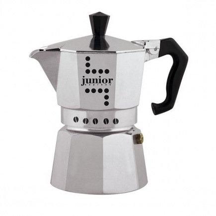 Гейзерная кофеварка Bialetti Junior на 3 чашки