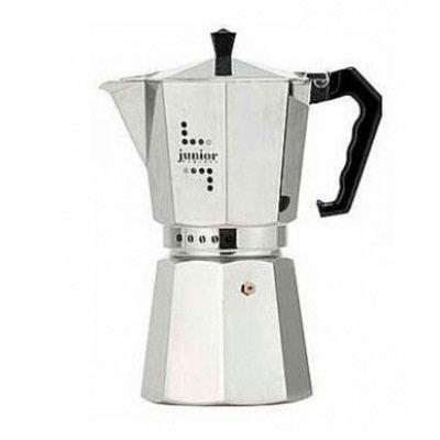 Гейзерная кофеварка Bialetti Junior на 6 чашек