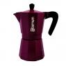 Гейзерная кофеварка Bialetti Allegra фуксия на 3 чашки