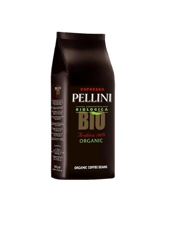 Кофе в зёрнах Pellini BIO 500 г
