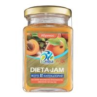Джем Biomeals низкокалорийный Dieta-Jam Абрикос 230 г
