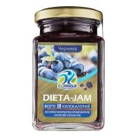 Джем Biomeals низкокалорийный Dieta-Jam Черника 230 г