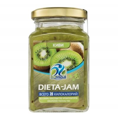Джем Biomeals низкокалорийный Dieta-Jam Киви 230 г