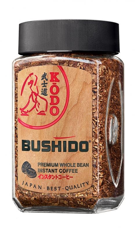 Растворимый кофе Bushido Kodo 95 гр