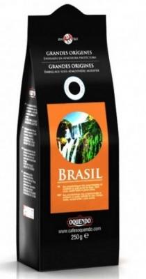 Кофе молотый OQUENDO BRASIL (ОКЕНДО Бразилия) 250 гр