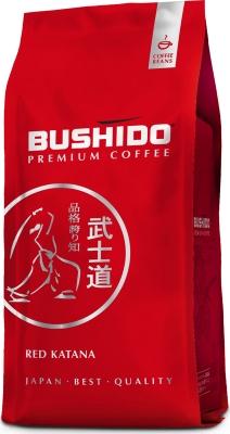 Кофе зерновой Bushido Red Katana 1 кг
