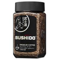 Кофе Bushido Black Katana растворимый 100 г