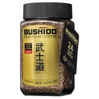 Растворимый кофе Bushido Katana Gold 24 Karat 100 гр