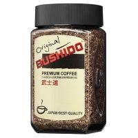 Растворимый кофе Bushido Original 100 гр