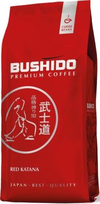Кофе зерновой Bushido Red Katana 227 г