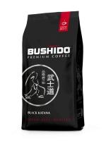 Кофе взернах Bushido Black Katana 227 г