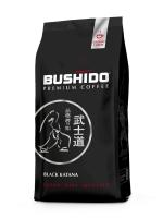 Кофе молотый Bushido Black Katana 227 г