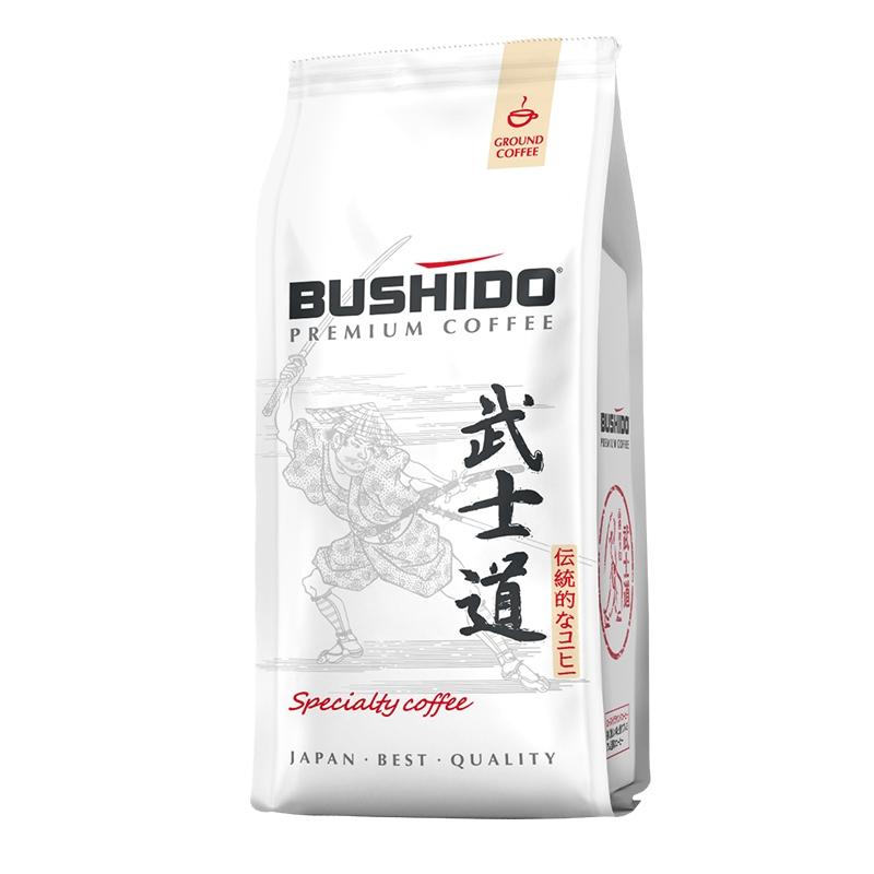 Кофе молотый Bushido Specialty Coffee 227 г