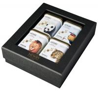 Подарочный набор №3 листового чая Newby Дикая Жизнь 145 г