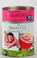 Чай листовой черный Tea of Life Romance (Тиа оф Лайф Романс) 100гр