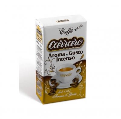 Кофе Carraro Aroma e Gusto молотый 250 г