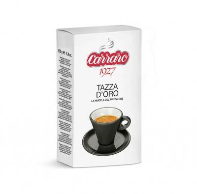 Кофе Carraro Tazza D'Oro молотый 250 г