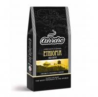 Кофе Carraro Ethiopia Arabica 100% молотый 250 г