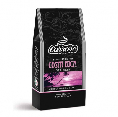 Кофе Carraro Costa Rica Arabica 100% молотый 250 г