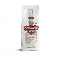 Кофе Carraro Arabica 100% зерновой 250 г