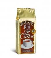 Кофе Carraro Don Carlos зерновой 1 кг