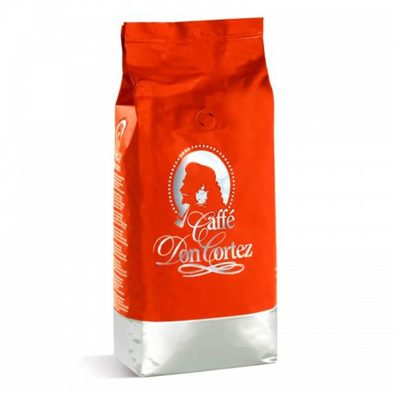 Кофе Carraro Don Cortez Red зерновой 1 кг