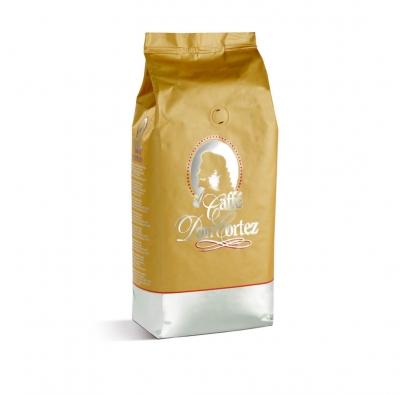Кофе Carraro Don Cortez Gold зерновой 1 кг