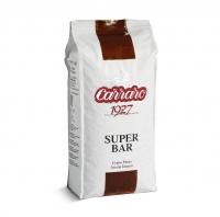 Кофе Carraro Super Bar зерновой 1 кг