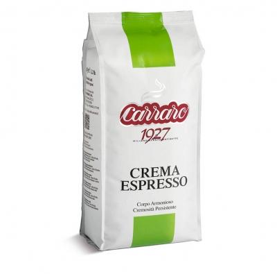 Кофе Carraro Crema Espresso зерновой 1 кг