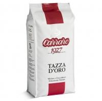 Кофе Carraro Tazza D`Oro зерновой 1кг