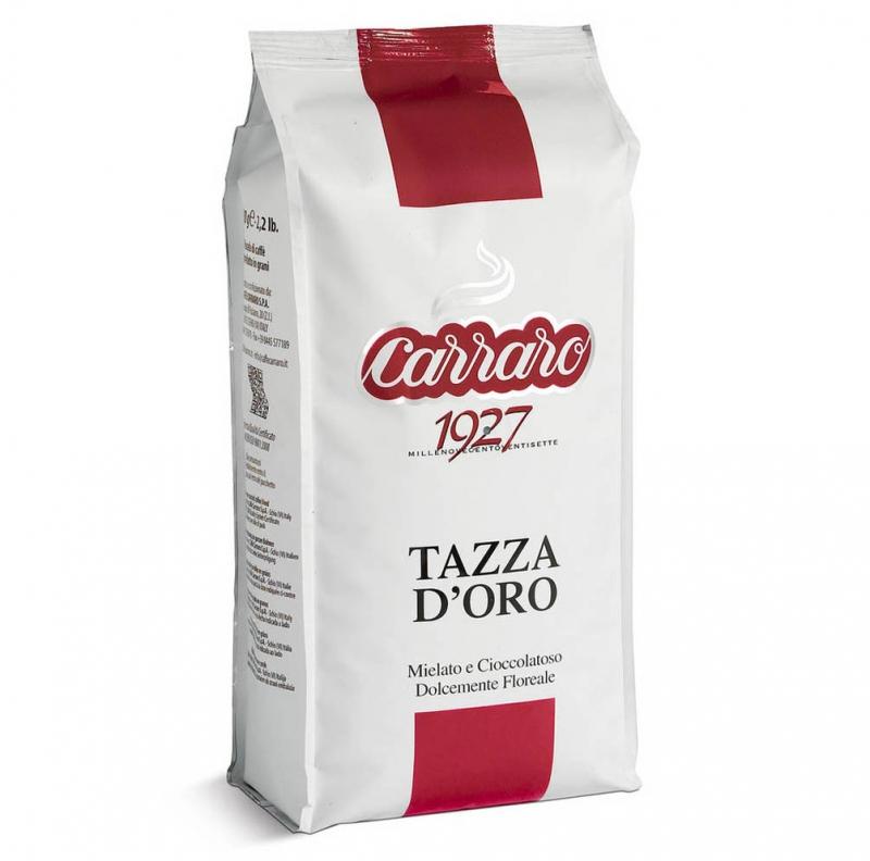 Кофе Carraro Tazza D`Oro зерновой 1 кг