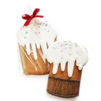 Имбирный пряник Cookie Craft Пасхальный кулич 80 гр