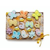 Набор имбирных пряников Cookie Craft Мама 1200 гр